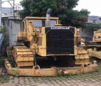 Trator de Esteira D8K (guincho)